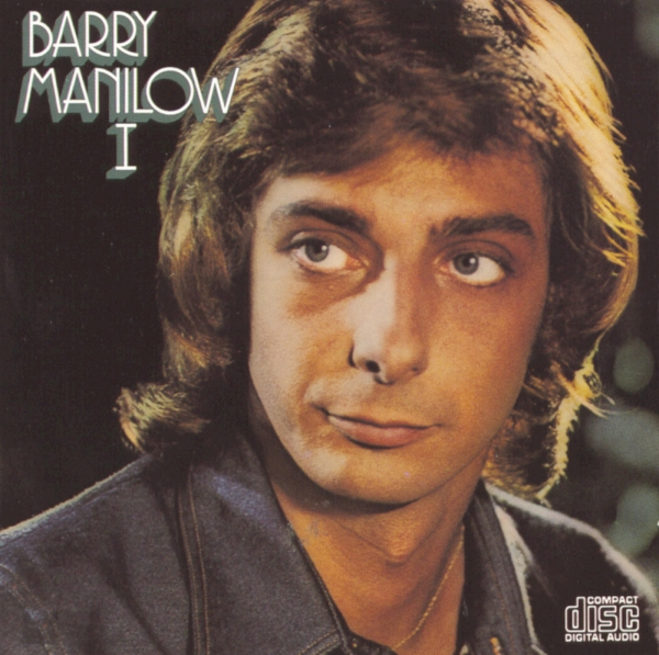 Barry Manilow Barry Manilow I cover art