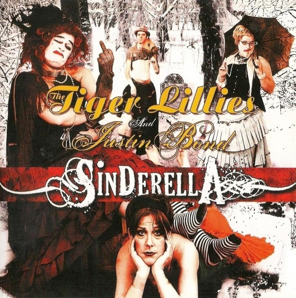 The Tiger Lillies Sinderella cover art