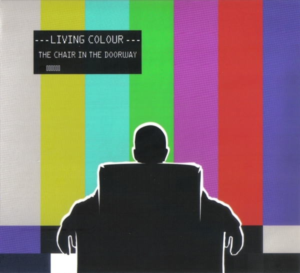 Living Colour The Chair in the Doorway cover art
