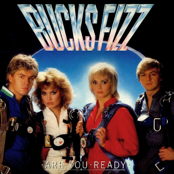 Bucks Fizz Are You Ready cover art