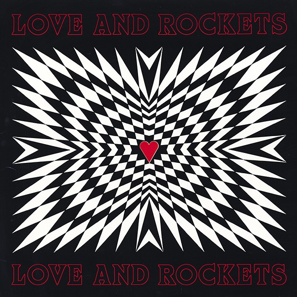 Love and Rockets Love and Rockets cover art