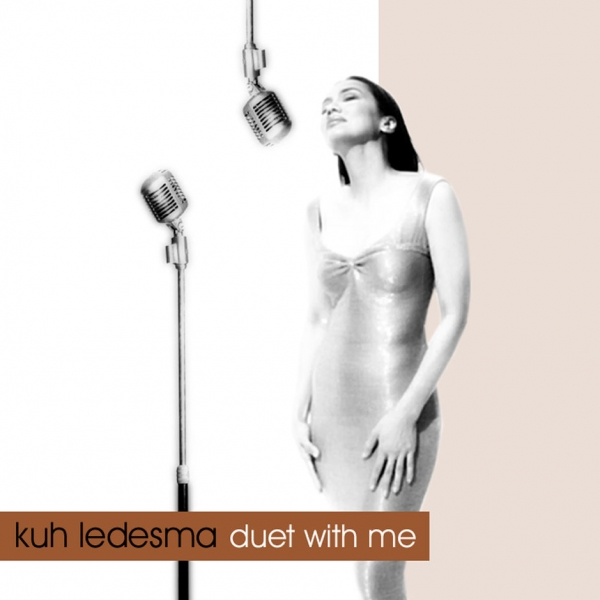 Kuh Ledesma Duet With Me Cover Art