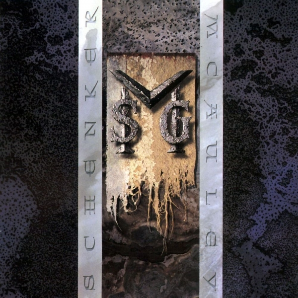 McAuley-Schenker Group MSG cover art