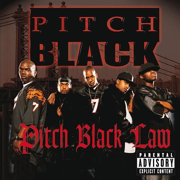 Pitch Black Pitch Black Law Cover Art