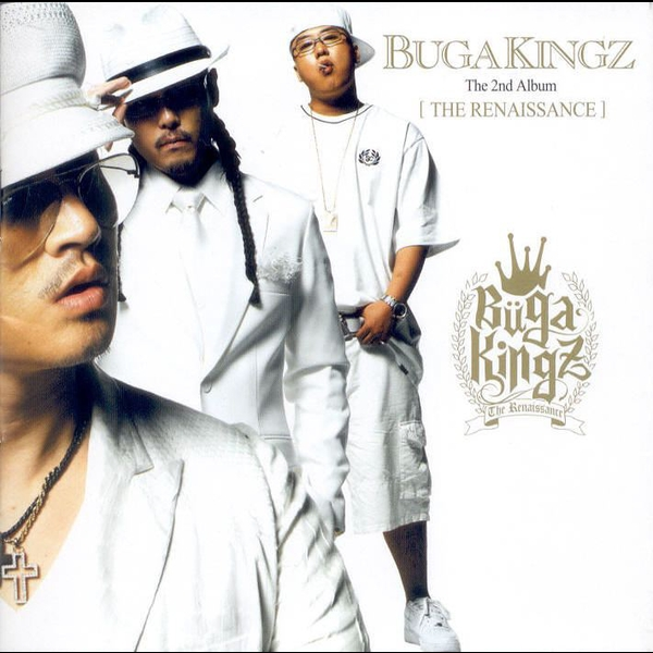 Buga Kingz The Renaissance cover art
