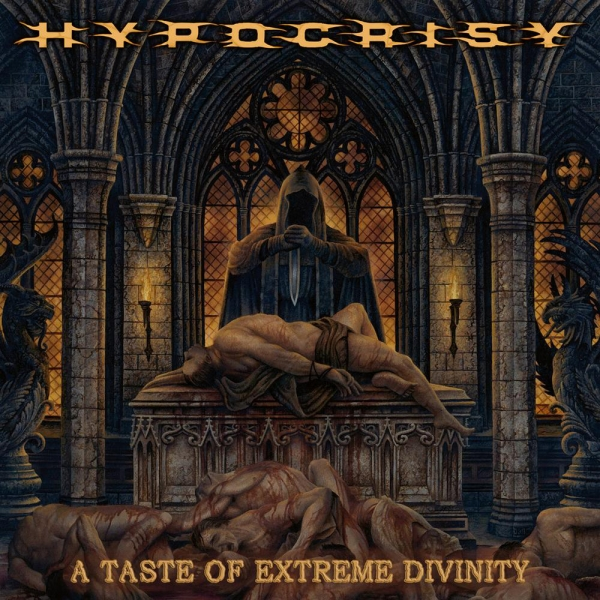 Hypocrisy A Taste of Extreme Divinity cover art