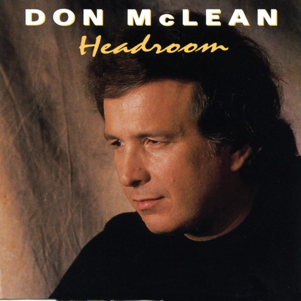 Don McLean Headroom cover art