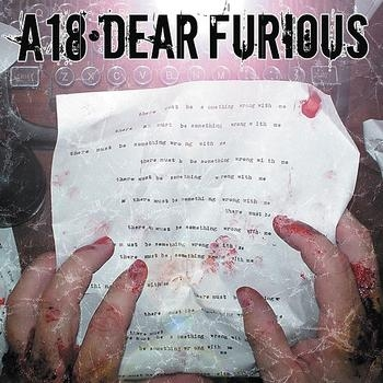 A18 Dear Furious cover art