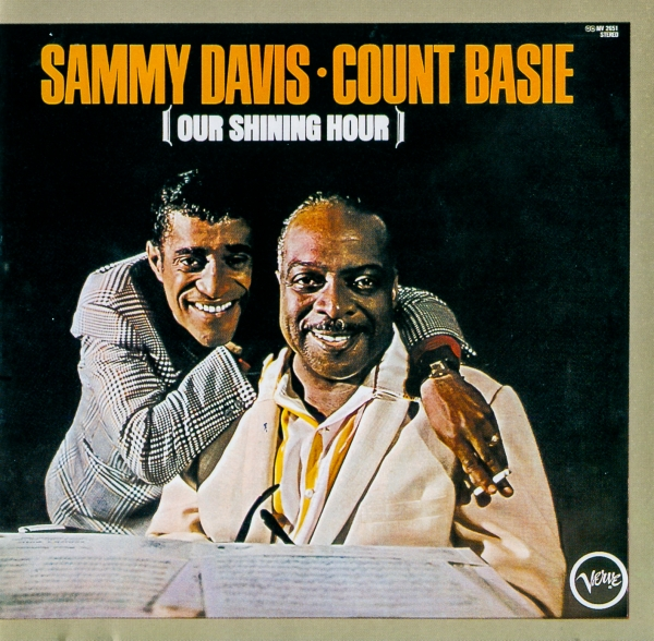 Count Basie Our Shining Hour cover art