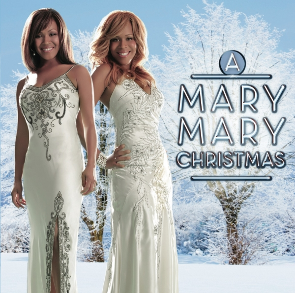 Mary Mary A Mary Mary Christmas cover art