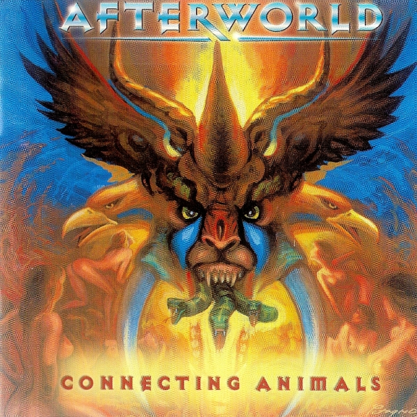 Afterworld Connecting Animals cover art