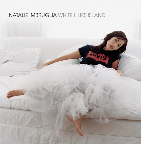 Natalie Imbruglia White Lilies Island cover art