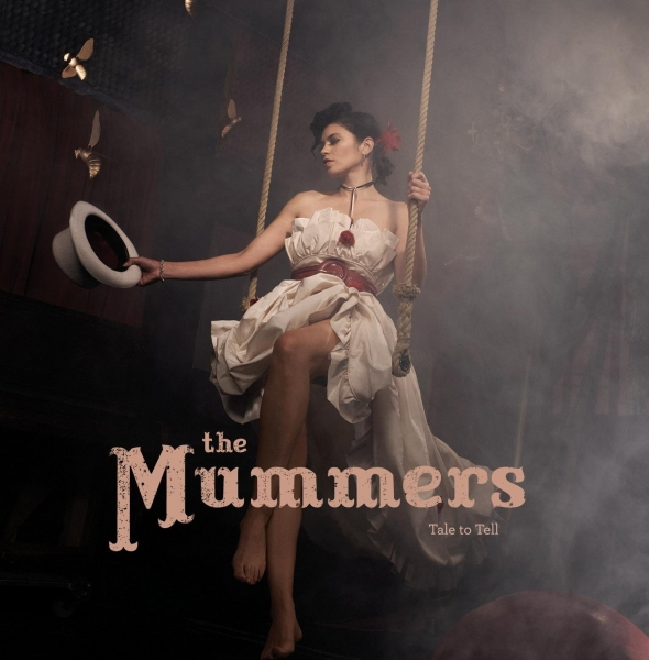 The Mummers Tale to Tell Cover Art