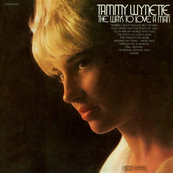 Tammy Wynette The Ways to Love a Man cover art