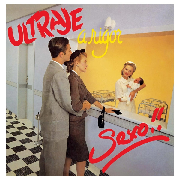 Ultraje a rigor Sexo!! Cover Art