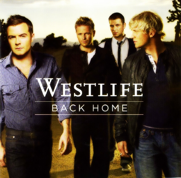 Westlife Back Home cover art