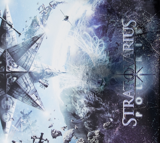 Stratovarius Polaris Cover Art