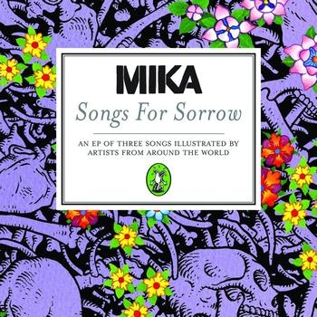 MIKA Songs for Sorrow Cover Art