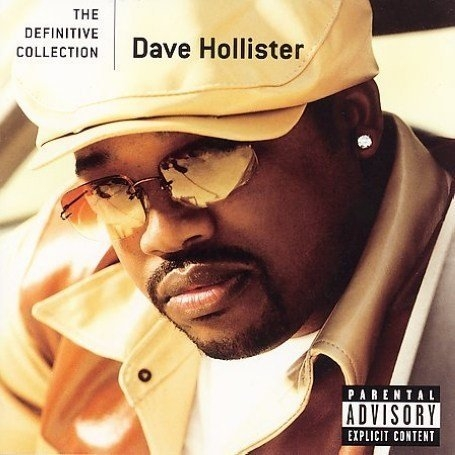 Dave Hollister The Definitive Collection Cover Art