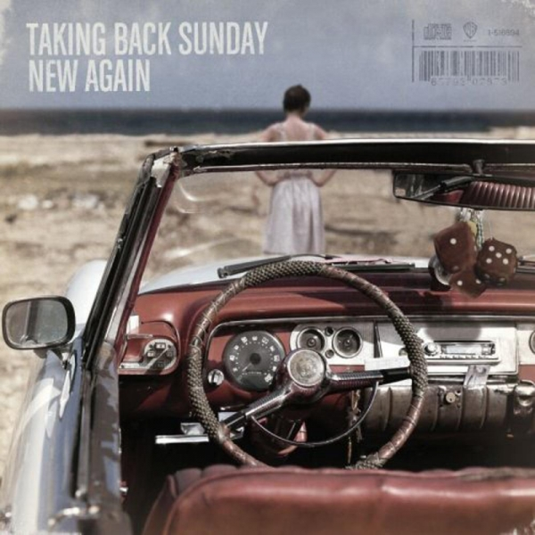 Taking Back Sunday New Again Cover Art