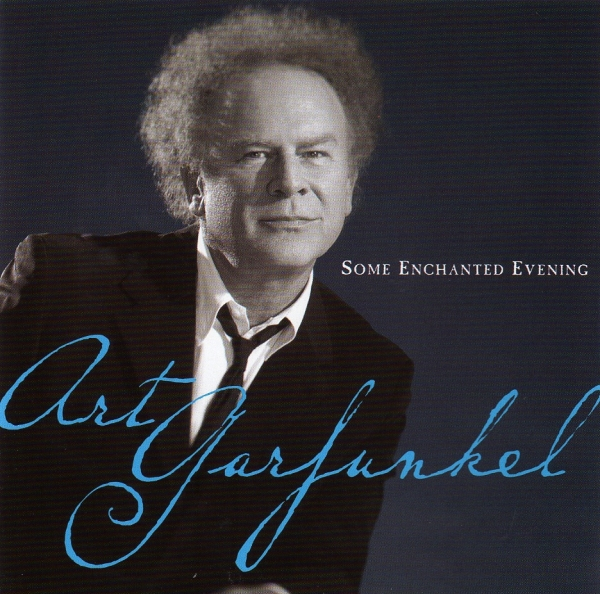 Art Garfunkel Some Enchanted Evening cover art