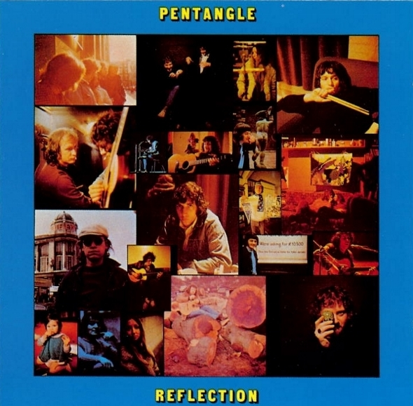The Pentangle Reflection cover art