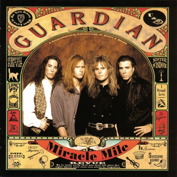 Guardian Miracle Mile cover art