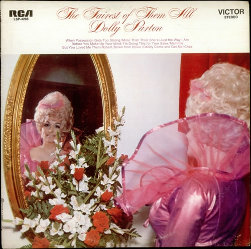 Dolly Parton The Fairest of Them All cover art