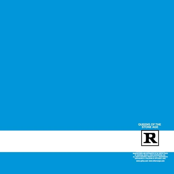 Queens of the Stone Age R cover art