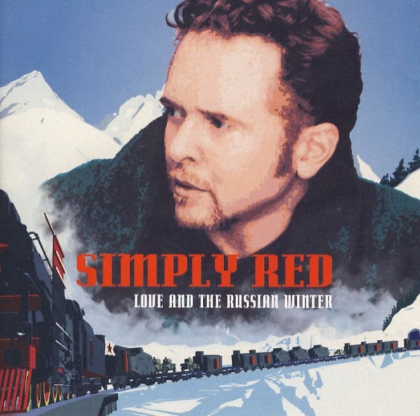 Simply Red Love and the Russian Winter Cover Art