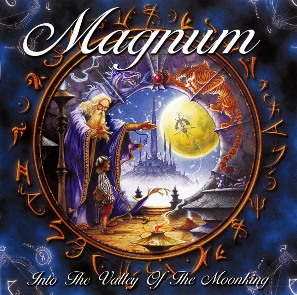 Magnum Into the Valley of the Moonking cover art