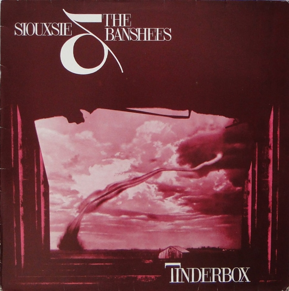 Siouxsie and the Banshees Tinderbox Cover Art