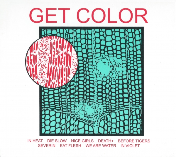 HEALTH Get Color cover art