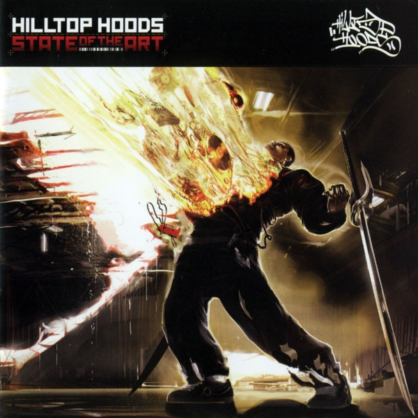 Hilltop Hoods State of the Art Cover Art