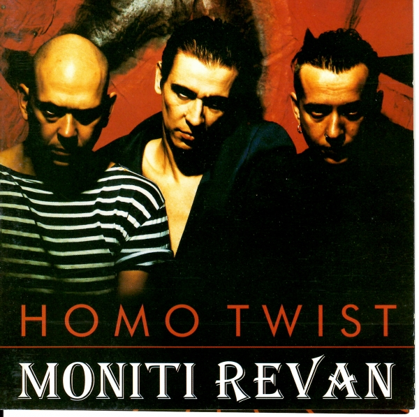 Homo Twist Moniti Revan cover art