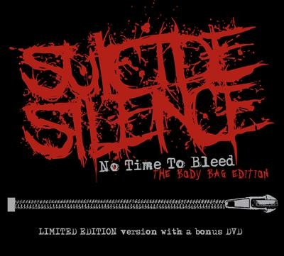Suicide Silence No Time to Bleed cover art