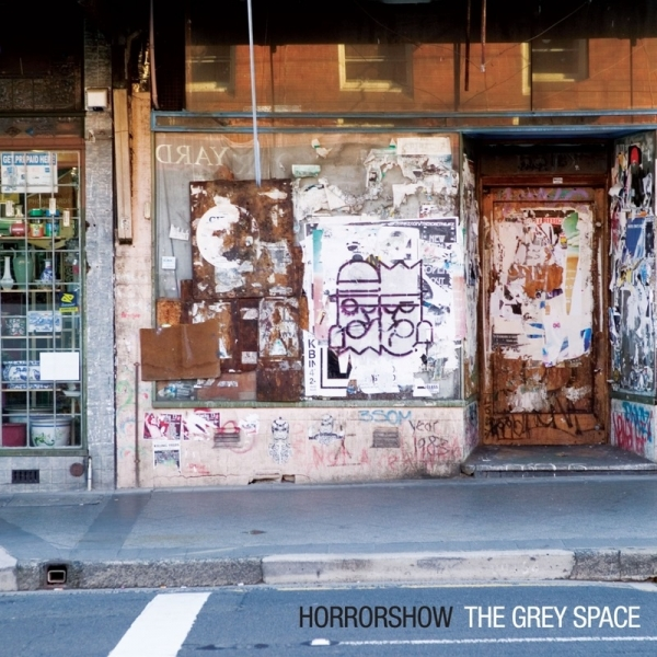 Horrorshow The Grey Space cover art