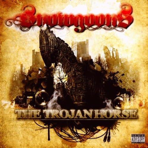 Snowgoons The Trojan Horse Cover Art