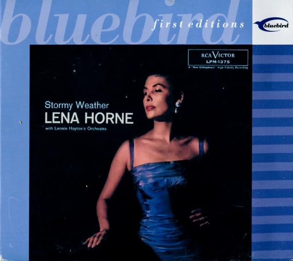 Lena Horne Stormy Weather Cover Art