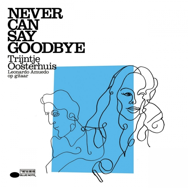 Keith John Never Can Say Goodbye cover art