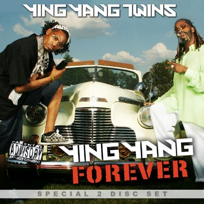 Ying Yang Twins Ying Yang Forever cover art