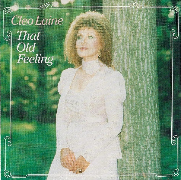 Cleo Laine That Old Feeling Cover Art