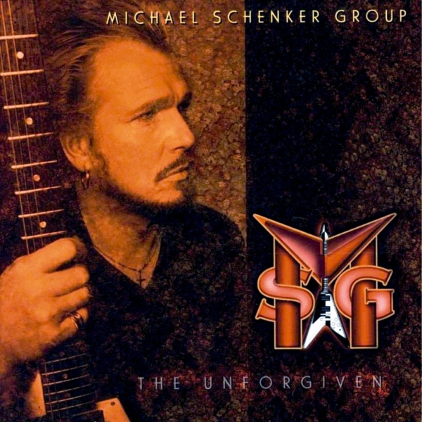 Michael Schenker Group The Unforgiven cover art