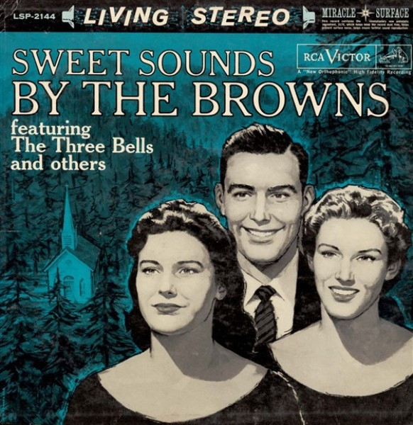The Browns Sweet Sounds By The Browns cover art