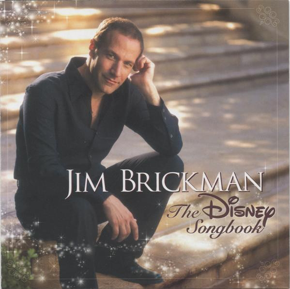 Jim Brickman The Disney Songbook cover art
