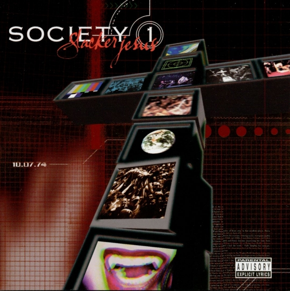 Society 1 Slacker Jesus cover art