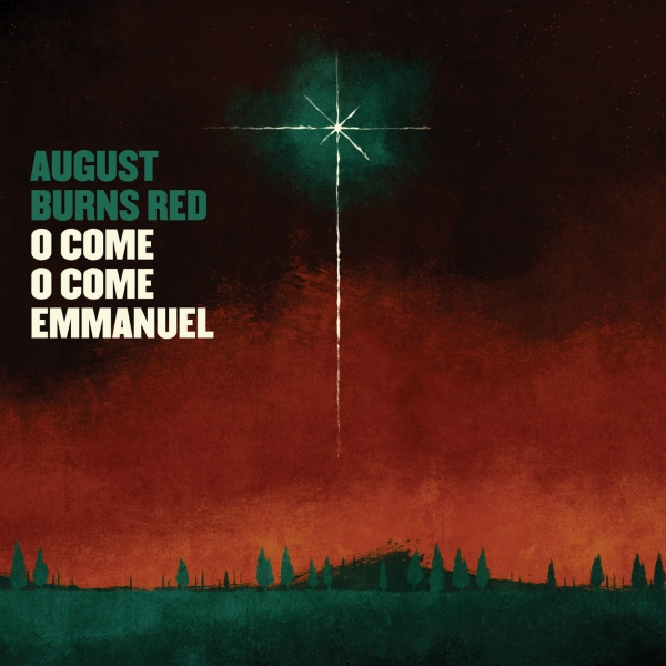August Burns Red O Come, O Come Emmanuel Cover Art