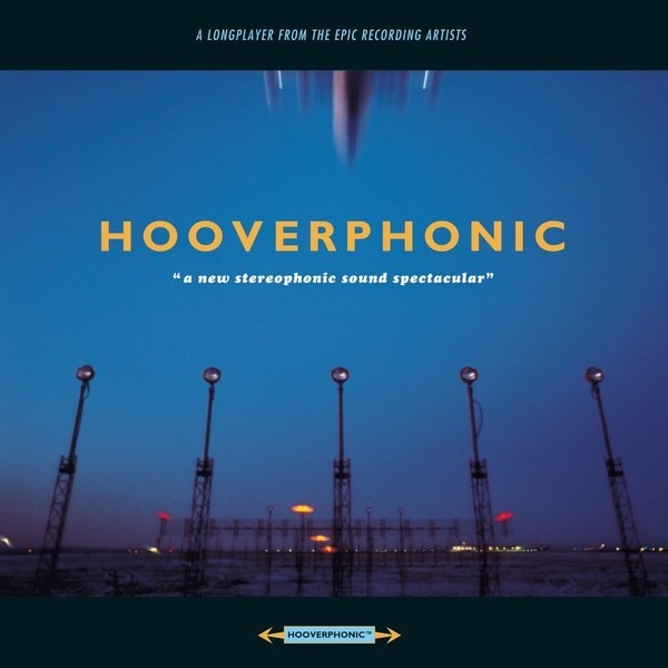 Hooverphonic A New Stereophonic Sound Spectacular cover art