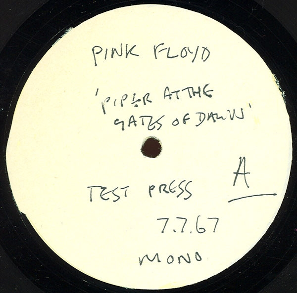 Pink Floyd The Piper at the Gates of Dawn cover art