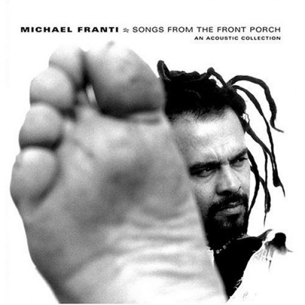 Michael Franti Songs From the Front Porch cover art